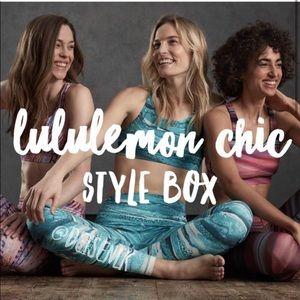 NEW! Lululemon Mystery Box 🎁 Size 6